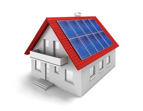 Solaranlage oder Photovoltaikanlage für Haus kaufen