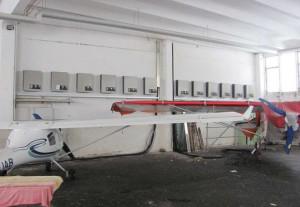 Bild 02 - Solaranlage Flugplatz Riesa VLP Anlagengröße von 220 kWp
