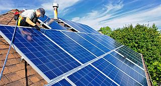 Komplette Solaranlage kaufen bzw. Photovoltaik Komplettanlage