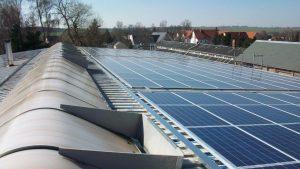 Solaranlage MAN Freiberg Branb Erbisdorf