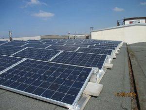Solaranlage Raese Härterei Chemnitz Sigmar-Rabenstein (99,9 kWp)